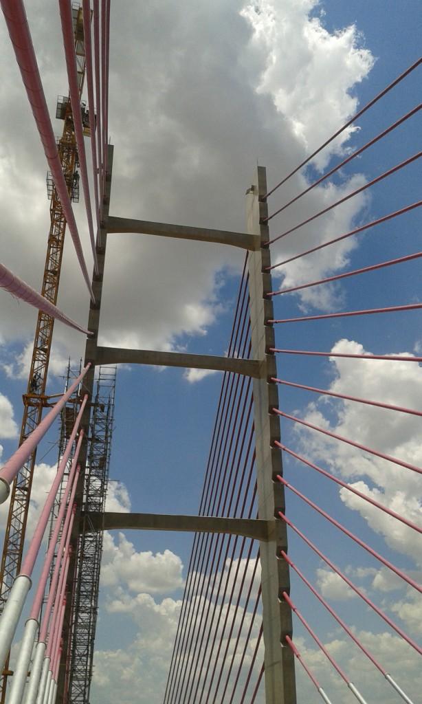 Ponte Estaiada – Hortolândia (SP)